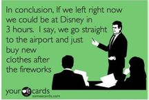 Disney, of course! / Disney everything!