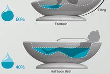 Bath high tech