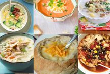 Soup/Salads / by Sheryln Doyle