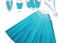 manualidades / tejidos bordados artesanias
