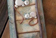 escalera gatos hermosa