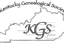 Kentucky Genealogy Resources / Pins concerning Kentucky records and research