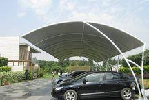 parking sheds