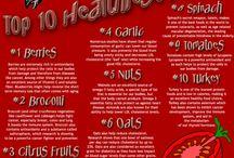 Health Nut / by Kimberly Brockmeyer