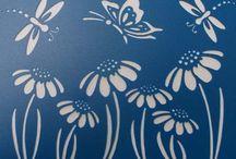 textil painting