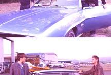 Salvatore vs Winchester / vampire or hunter