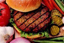 Vegan - Burgers & Hot Dogs