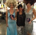 Haare 2014 / Hair 2014 Trade Fair / studiolution at the Hair 2014 Trade Fair!