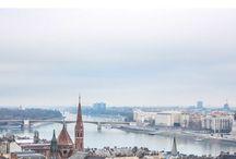 Budapest and Gyöngyös