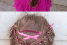 Cute hairstyles / Braids and stuff I have tried to do