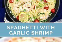 RECIPES - Easy Pasta Meals