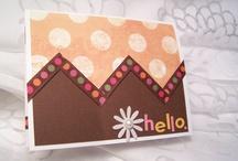 Scrapbooks, & Cards Ideas / by Danielle Harper