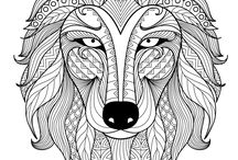 adult coloring :P
