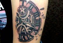dark-eyes tattoo / Tattoo