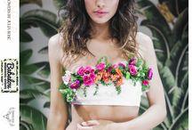 Shoot / Fresh Floral Bikini