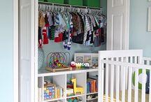 closet niños