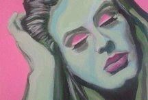 Eigen werk / Mijn schilderijen, foto's ...