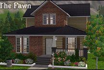 Sim houses