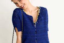 tricot crochet / modeles