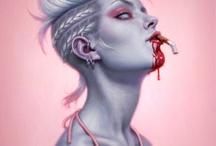 TWD, FTWD & Zombie Art