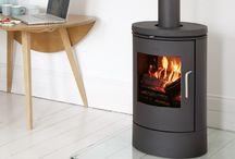 Log burning stoves