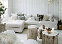 living room in scandinavian style ;)