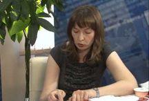 Видео / Вышивка лентами