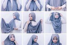coverage hijab tutorial