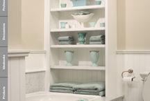 Bathroom Ideas / by Kim Stockenbojer
