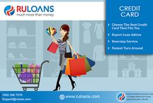 Credit Card - Ruloans / Select the best credit card online from a wide range of credit cards from various banks which suits your needs & lifestyle. Compare credit card features, offers, reward points, cashback and get the best credit card.