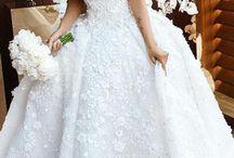 ❤️Vestidos de casamiento o de fiesta❤️ / los vestidos de casamiento o de fiesta más hermosos!❤️
