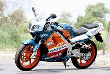 Motorbike legend / Honda nsr sp 150