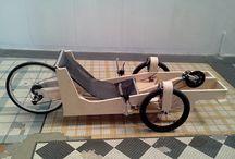 Velomobil å elcykel