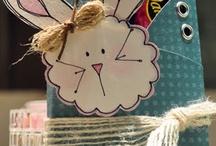 Easter ideas - Ideias para Páscoa