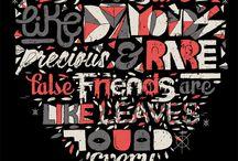 Typography / by Wojciech Zalot
