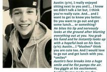 Austin and Americans