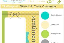Share Joy Challenge / Share Joy Sketch/Inspiration  Challenge