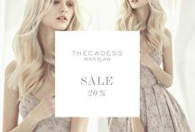 Summer Sale SS'15 / Thecadess SS 2015 Now -20%