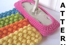 Crochet or Knit ~ Household Items! / by Kari Schumacher
