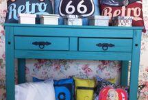 Almofadas / Almofadas decorativas temáticas