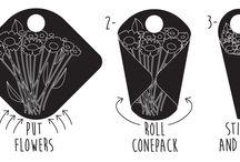 design packaging floral