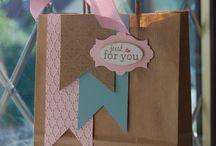 Presentes e embalagens