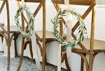 Olive chairs