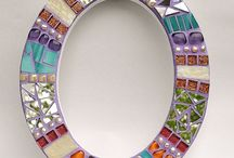 Espejo de mosaico