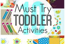 Games for toddlers - Játékok 2-3 éveseknek
