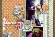 Animal Scrapbook Page / by Debby Anderson
