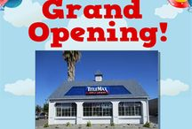 New Store Grand Openings / Grand Openings Coast to Coast