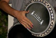 Suoniamo la #darbuka! / Tutte le settimane a Spazio Aries l'eco delle #percussioni #arabe, suonate con #poesia ed #energia co Francesca Fiore!