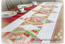 Quilting - Table Runners