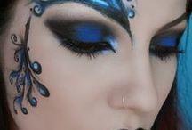 - facial paint